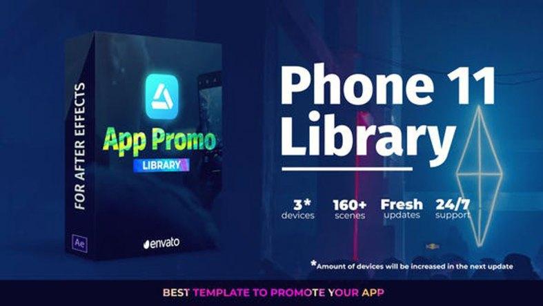 Videohive - App Promo - Phone 11 - 25181924
