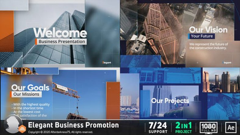 Videohive - Corporate Business Presentation - 27502653