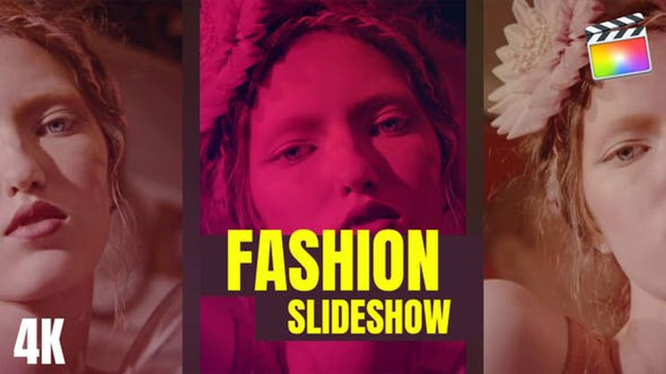 Videohive Fashion Slideshow 26603974