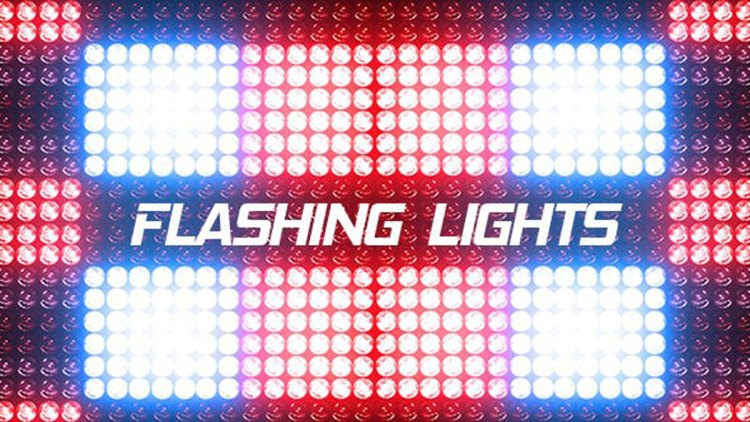 Videohive Flashing Lights Pack 21083540