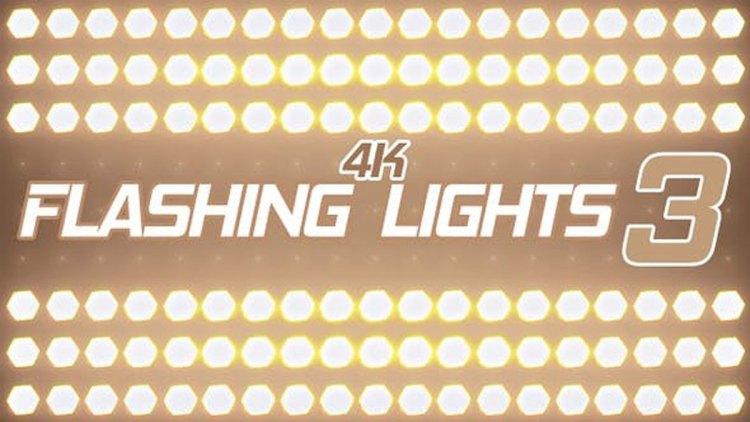 Videohive Flashing Lights Pack 3 v2 22669754