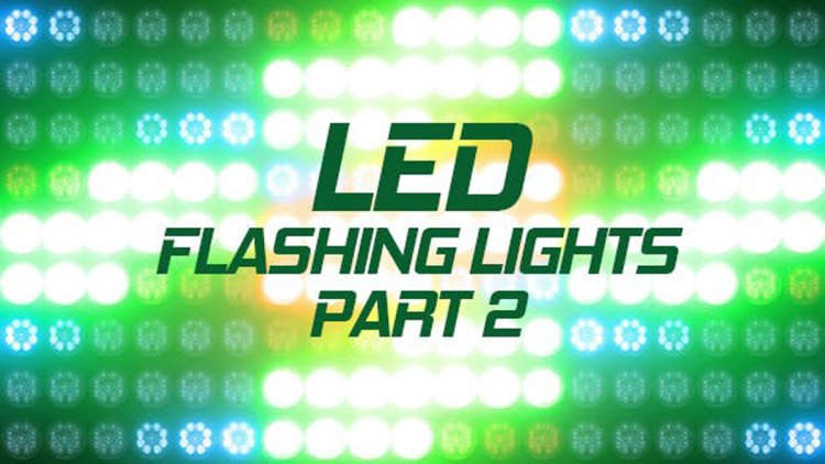 Videohive Led Flashing Lights Part 2 20539869