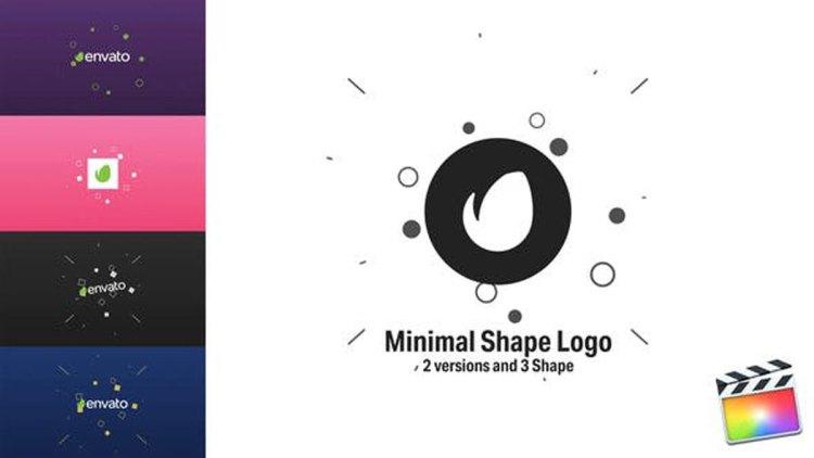 Videohive Minimal Shape Logo 27363179