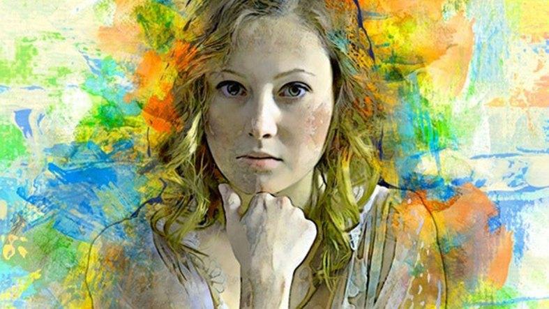 Watercolor Art Photoshop action 27320070