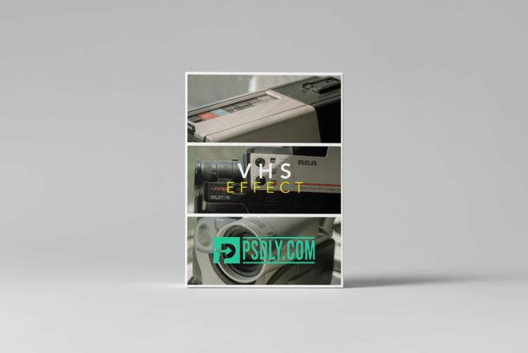 Tropic Colour - VHS EFFECT