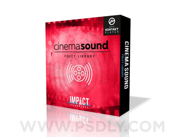 Impact Soundworks – Cinema Sound Foley Library