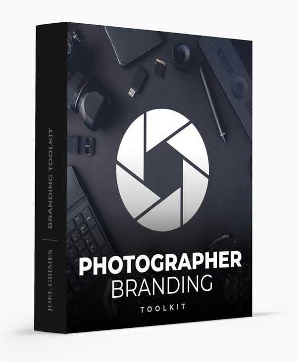 Joel Grimes Photography - Photographer Branding Toolkit