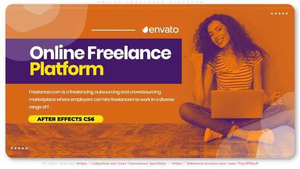 Videohive Online Freelance Platform 28736670