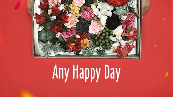 Videohive Any Happy Day Opener 15278495