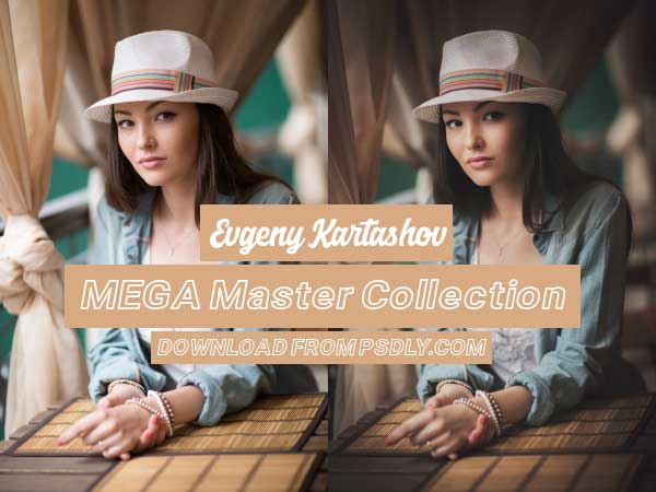 Evgeny Kartashov MEGA Master Collection