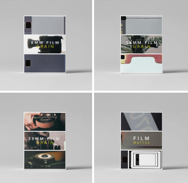 Tropic Colour – Film Grain Collection