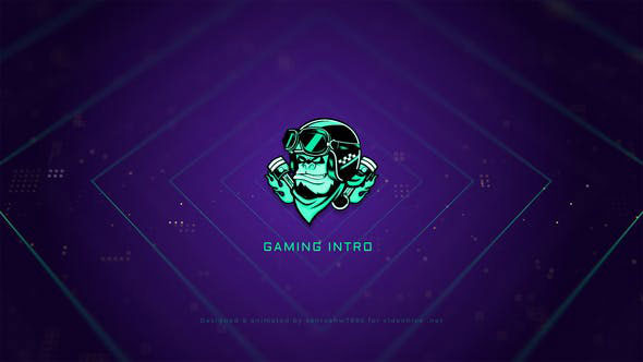 Videohive Gaming Intro 27686828