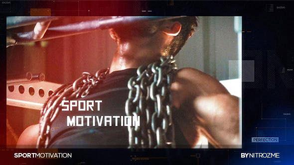 Videohive Sport Motivation Promo 20481534