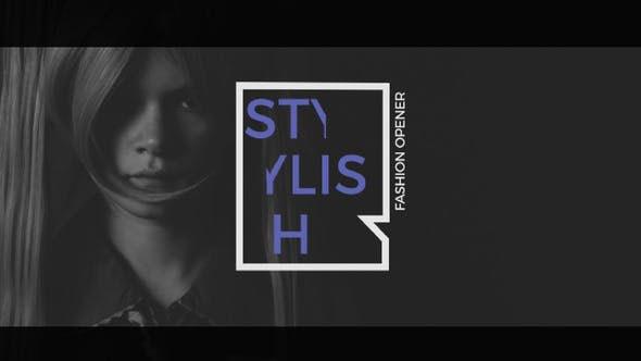 Videohive Stylish Fashion 21830920