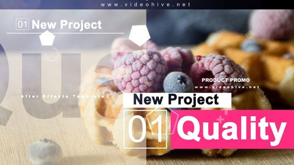 Videohive The Product Promo 22613189