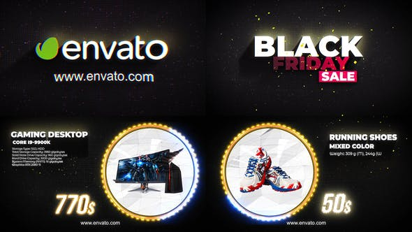 Videohive Black Friday Promo 29456598