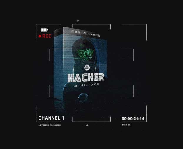 Bigfilms – HACKER – Mini Pack (4K)