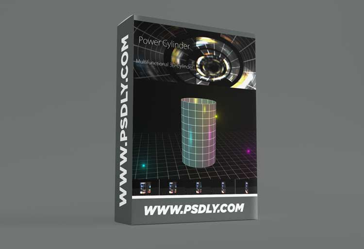 Power Cylinder 1.1.3 for After Effects WIN & MacOS