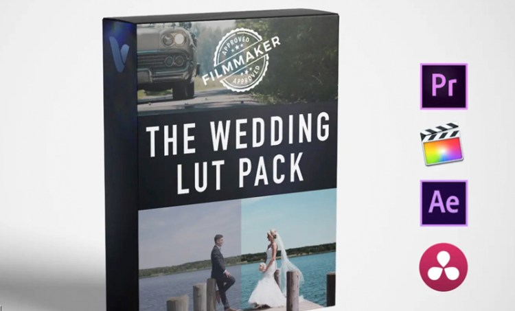 Vamify – LUT Pack for Wedding Filmmakers