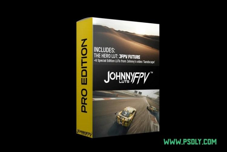Johnny FPV – Jake Irish – Johnny FPV ™ LUTS (PRO Edition)