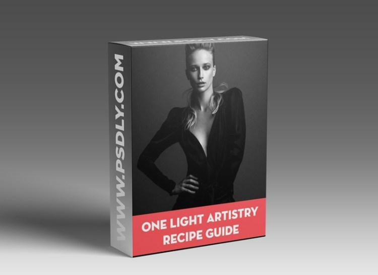 Lindsay Adler - One Light Artistry + Recipe Guide