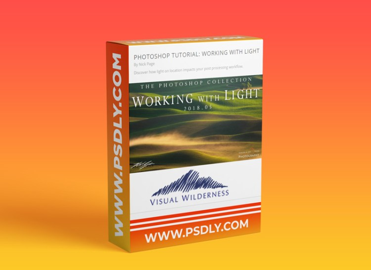 Nick Page - Working with Light in Photoshop Download