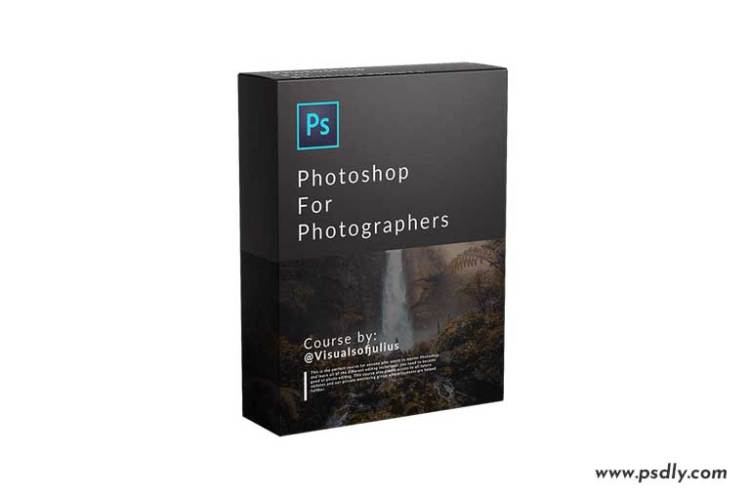 VisualsofJulius – Photoshop for Photographers By Julius Kähkönen