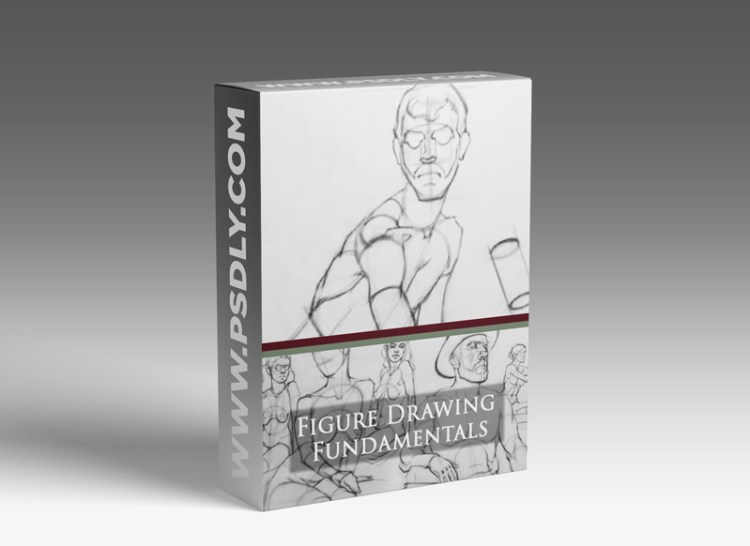 Watts Atelier - Figure Drawing Fundamentals with Brian Knox
