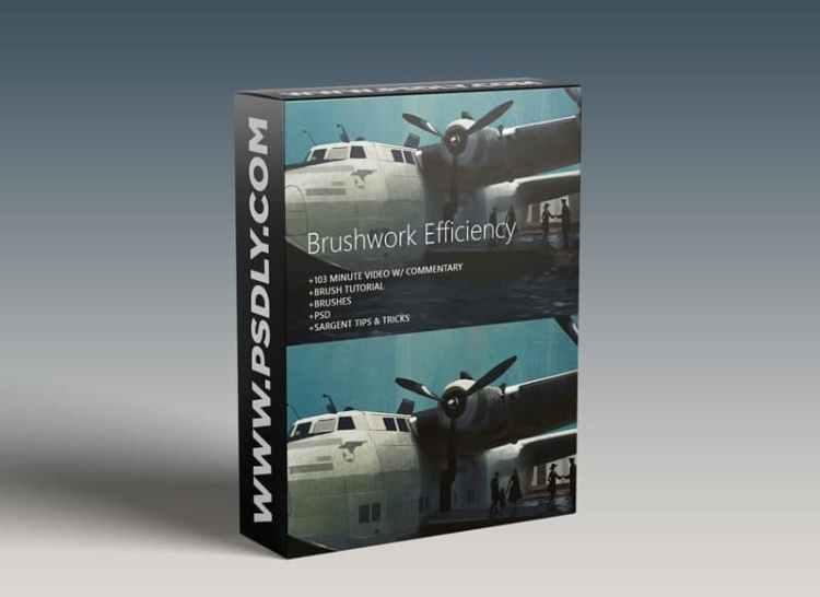 ArtStation - Brush Efficiency - Photoshop