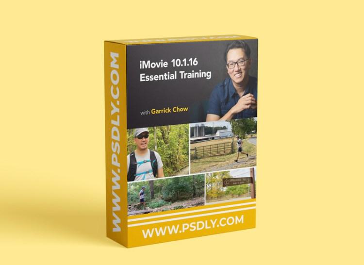 iMovie 10.1.16 Essential Training