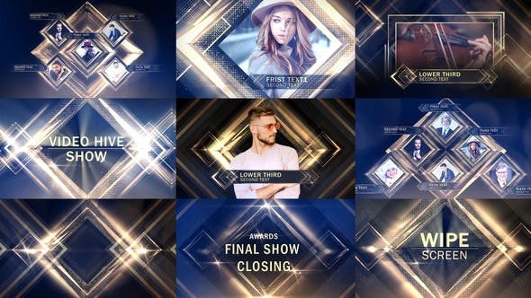 Videohive - AWARDS PACK - 29729347