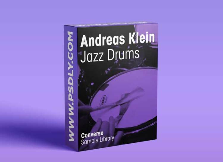 Converse Sample Library Andreas Klein Jazz Drums
