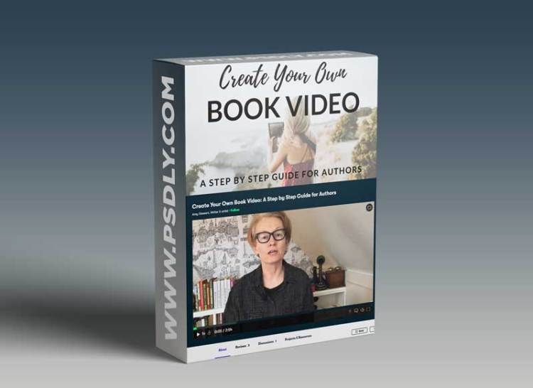 Create Your Own Book Video: A Step by Step Guide for Authors