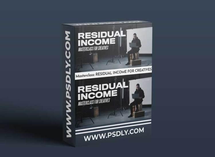 Masterclass: RESIDUAL INCOME FOR CREATIVES
