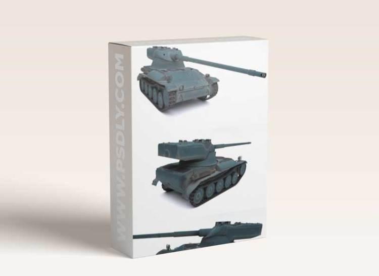 AMX 13 F69 TANK