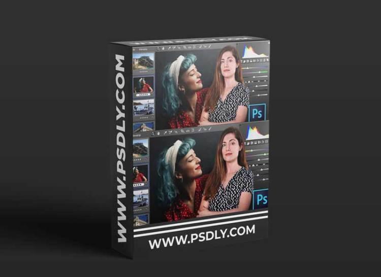 Domestika – Introduction to Camera Raw
