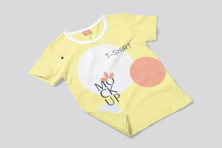 Baby T-shirt Mockups RMT9QYY