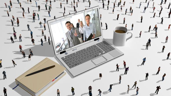 Videohive Business People Openers 10980173