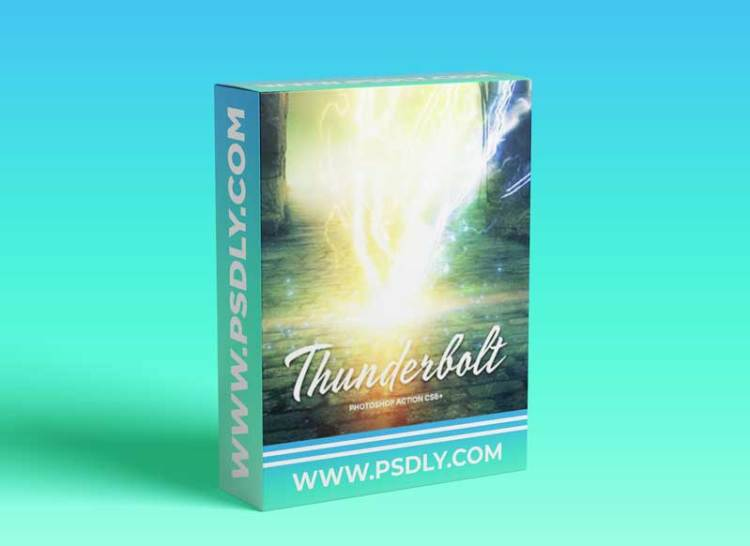 GraphicRiver - Thunderbolt Action for Photoshop CS6+ 30270997