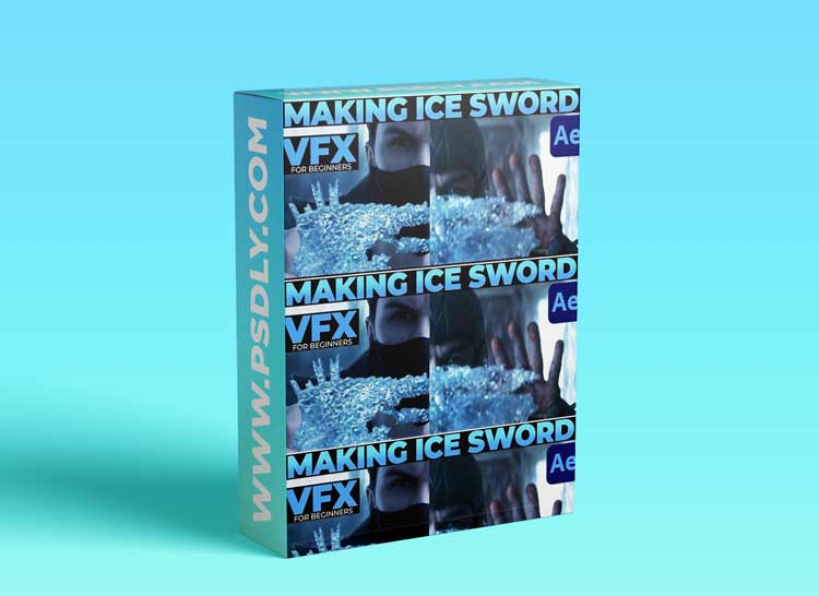Ice Sword in After Effects - VFX for Beginners