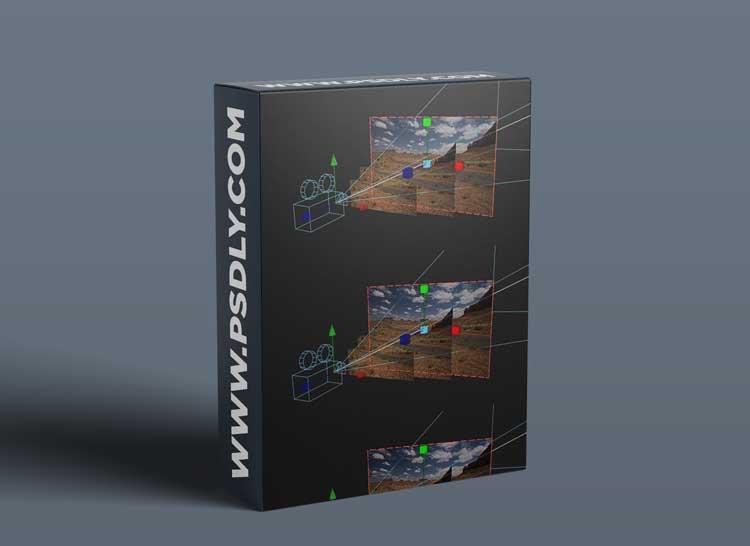 Lowepost – 3D Environments in Davinci Fusion