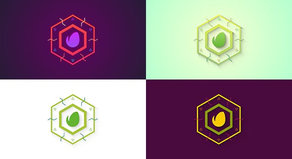 Videohive RD Logo Reveal 19561585