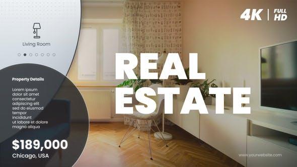 Videohive Real Estate 27387837