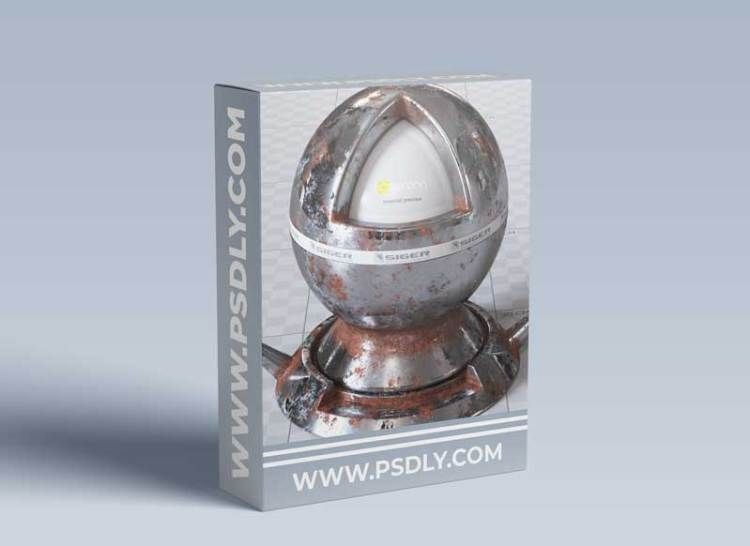 SIGERSHADERS XS Material Presets Studio v2.7 for 3ds Max 2013 - 2021