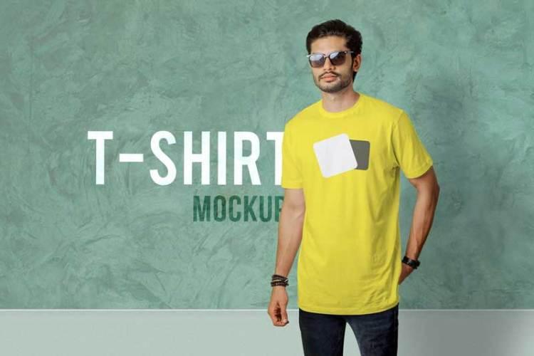 T-Shirt Mockup 03 448F83C