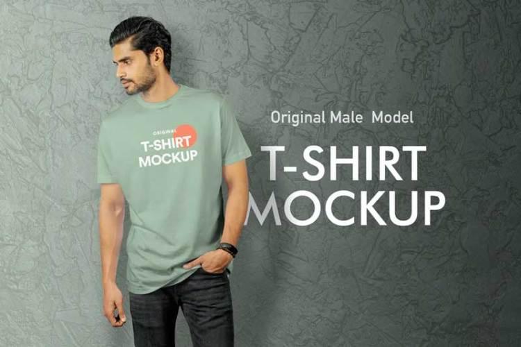 T-Shirt Mockup 16 DJ98Q5U