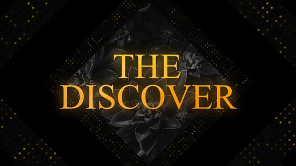 Videohive The Discovery Luxury Opener 30958343