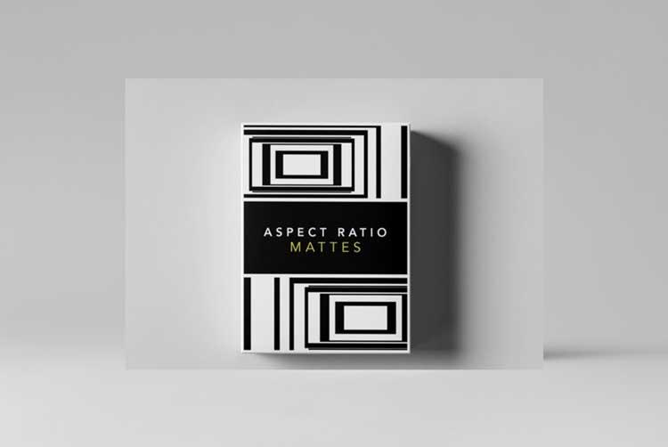 Tropic Color - ASPECT RATIO MATTES