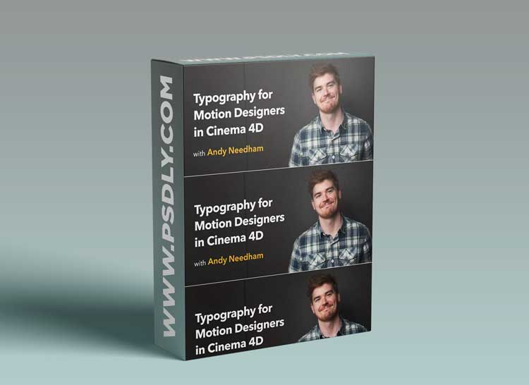 Typography for Motion Designers in Cinema 4D