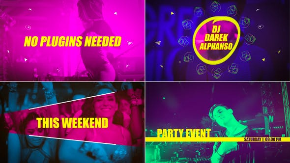 Videohive Party Event 25324751